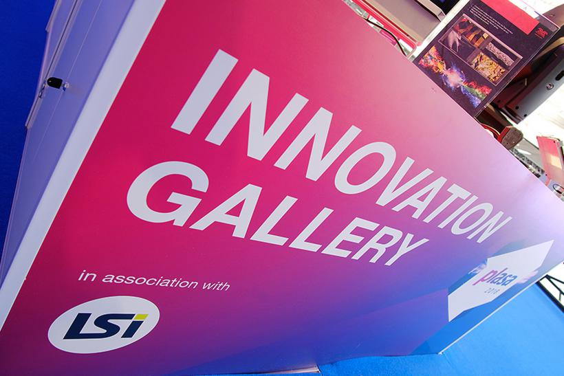 PLASA Show 2018 Innovation Gallery