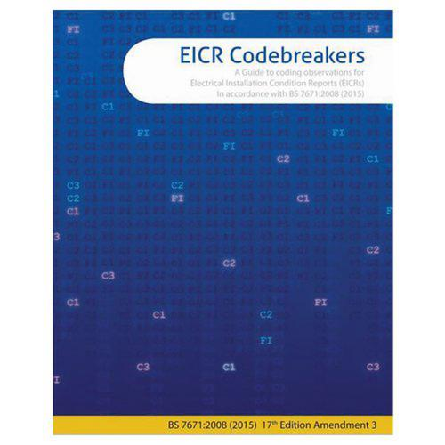 NAPIT:  EICR Codebreakers