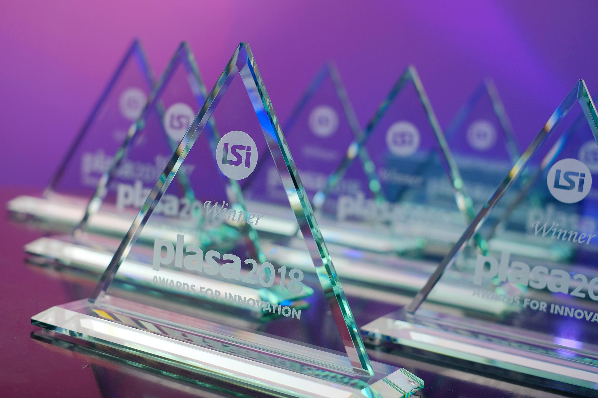 PLASA Show 2018 Awards